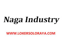 Loker Solo Operator Mesin Kantong Plastik PP PE HD dan Admin Gudang di Naga Industry