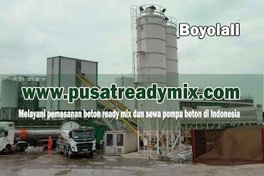 Harga Beton Jayamix Boyolali Per M3 & Per Mobil Molen 2021