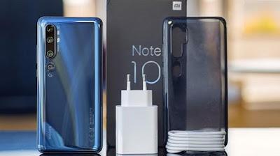 5 Alasan Mengapa Harus Jadikan Mi Note 10 Sebagai Ponsel Andalanmu