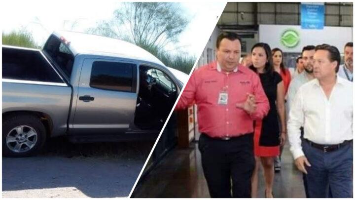 En Sonora Rodrigo Peñuñuri, Empresario y Vicepresidente de La CANACINTRA fue levantado y decapitado