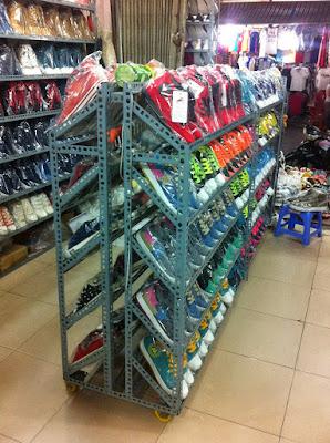 Cung cấp giá kệ để giày dép uy tín và chất lượng