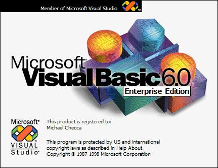 Hasil gambar untuk Visual Basic 6