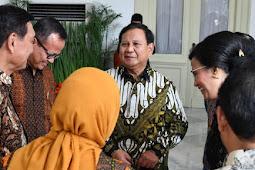 Prabowo dan Sri Mulyani Kini Tertawa Bersama?
