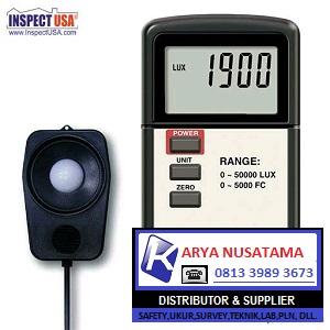 Jual Digital Light Meter Lutron LX-113S di Jember