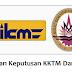Semakan Keputusan KKTM Dan IKM Januari 2017 Online