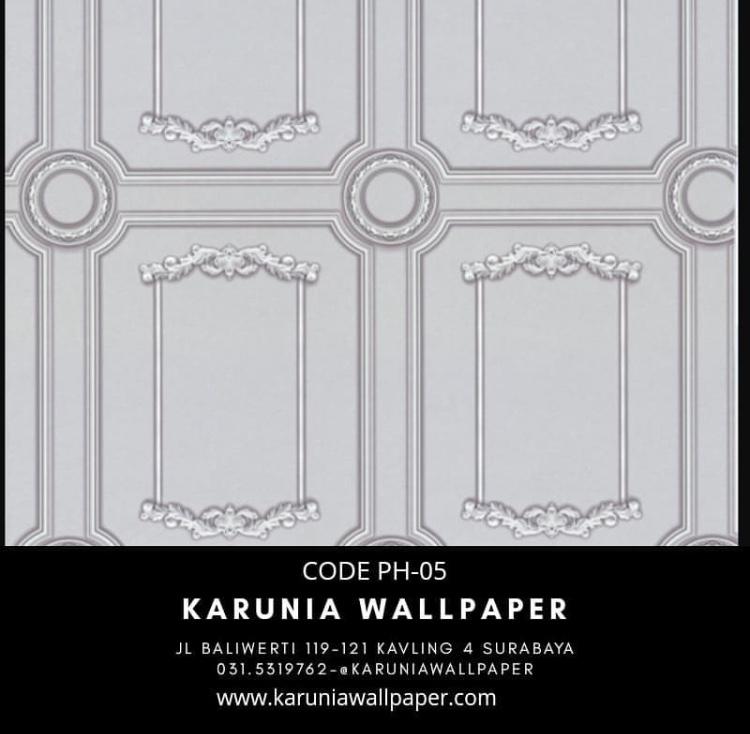 jual wallpaper dinding timbul 3 dimensional
