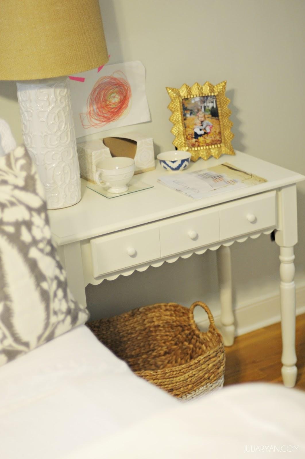 Bedroom Bedside Table: New House: Master Bedroom Bedside Tables