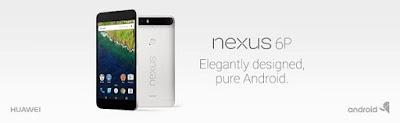 uawei Nexus 6P Unlocked Smartphone
