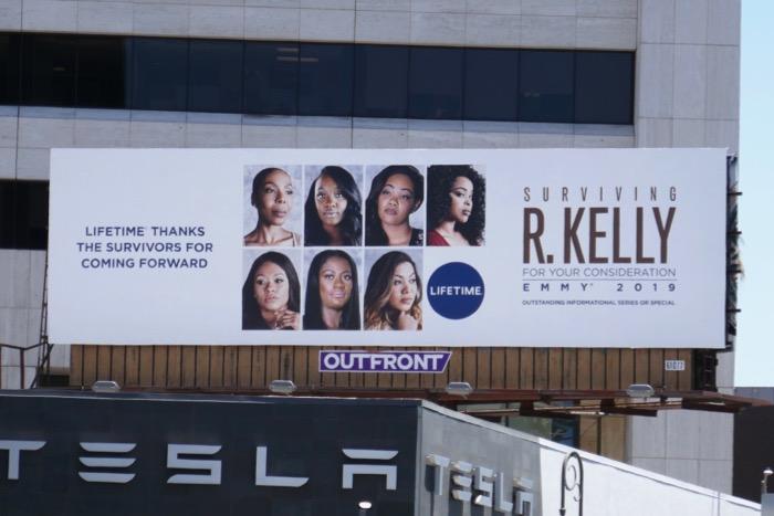 Surviving R Kelly 2019 Emmy FYC billboard
