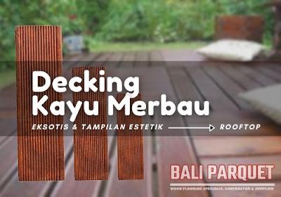 bahan material rooftop