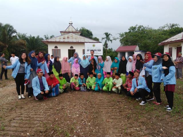 Penerimaan Siswa Baru di SMP Tahfizh Nurul Furqon Siak Tahun Ajaran 2020/2021