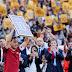 Több tízezres tömeg előtt, könnyek között búcsúzott Totti a Romától