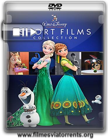 Coleção de Curtas da Walt Disney Animation Studios Torrent - DVDRip Dublado (2015)