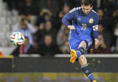 Argentina Siap Rengkuh Copa America 2015