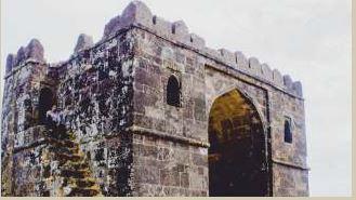 Bhaqwania Darwaza In Mandu