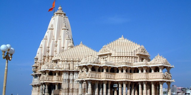 Destruction of Somnath Temple
