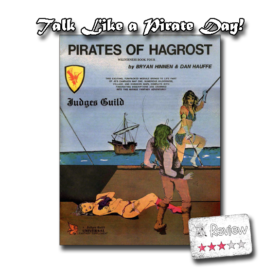 Frugal GM Review: Pirates of Hagrost