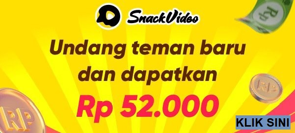 Instal Aplikasi Snack Video