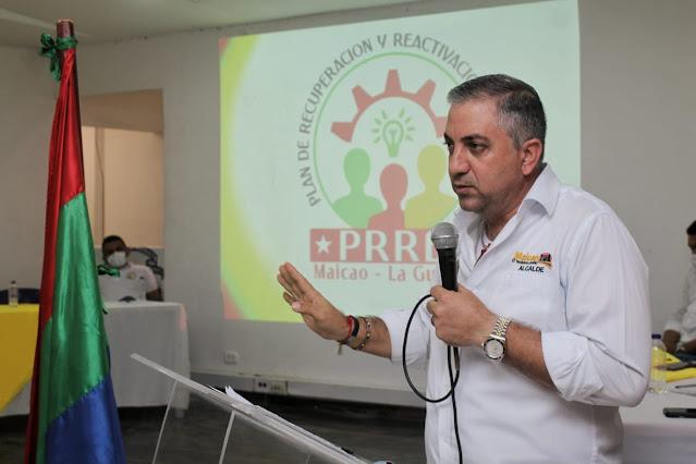 https://www.notasrosas.com/Plan de Reactivación y Recuperación Económica  'PRRE', se lanzó en Maicao