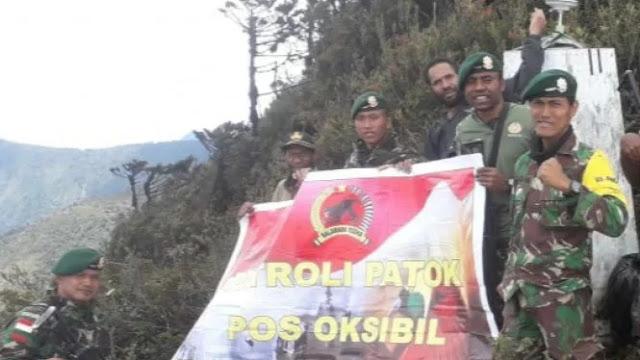 52 Tahun Tak Patroli di Perbatasan, TNI Temukan Patok Penting