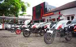 Lowongan Kerja Resepsionis Red Guard Security Bandung