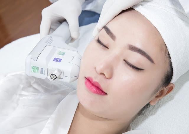 Công nghệ nâng cơ trẻ hóa da bằng máy thẩm mỹ