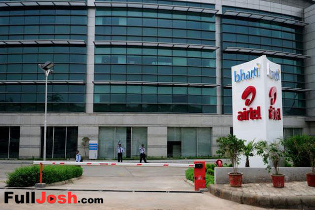 Bharti Airtel Losses In Q2 Results Due To Reliance Jio