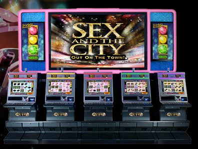 Sex in the city games