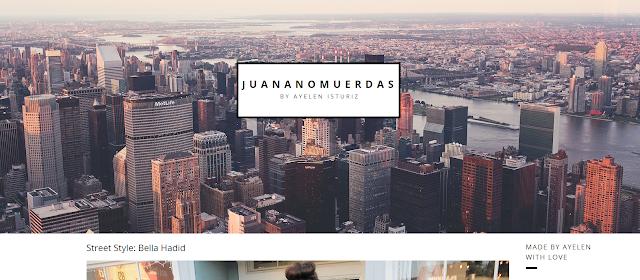 ME MUDE: http://bit.ly/Juananomuerdas
