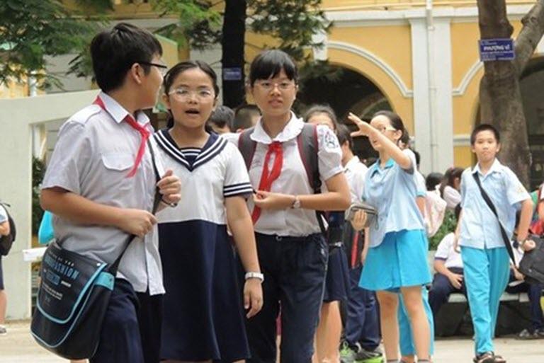 Trường chuyên Trần Đại Nghĩa TP.HCM tổ chức thi khảo sát vào lớp 6 ngày 14/6