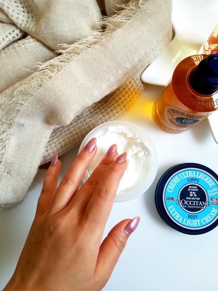 Review: L´OCCITANE Karité Ultra Light Body Cream - 200ml - 31.00 Euro