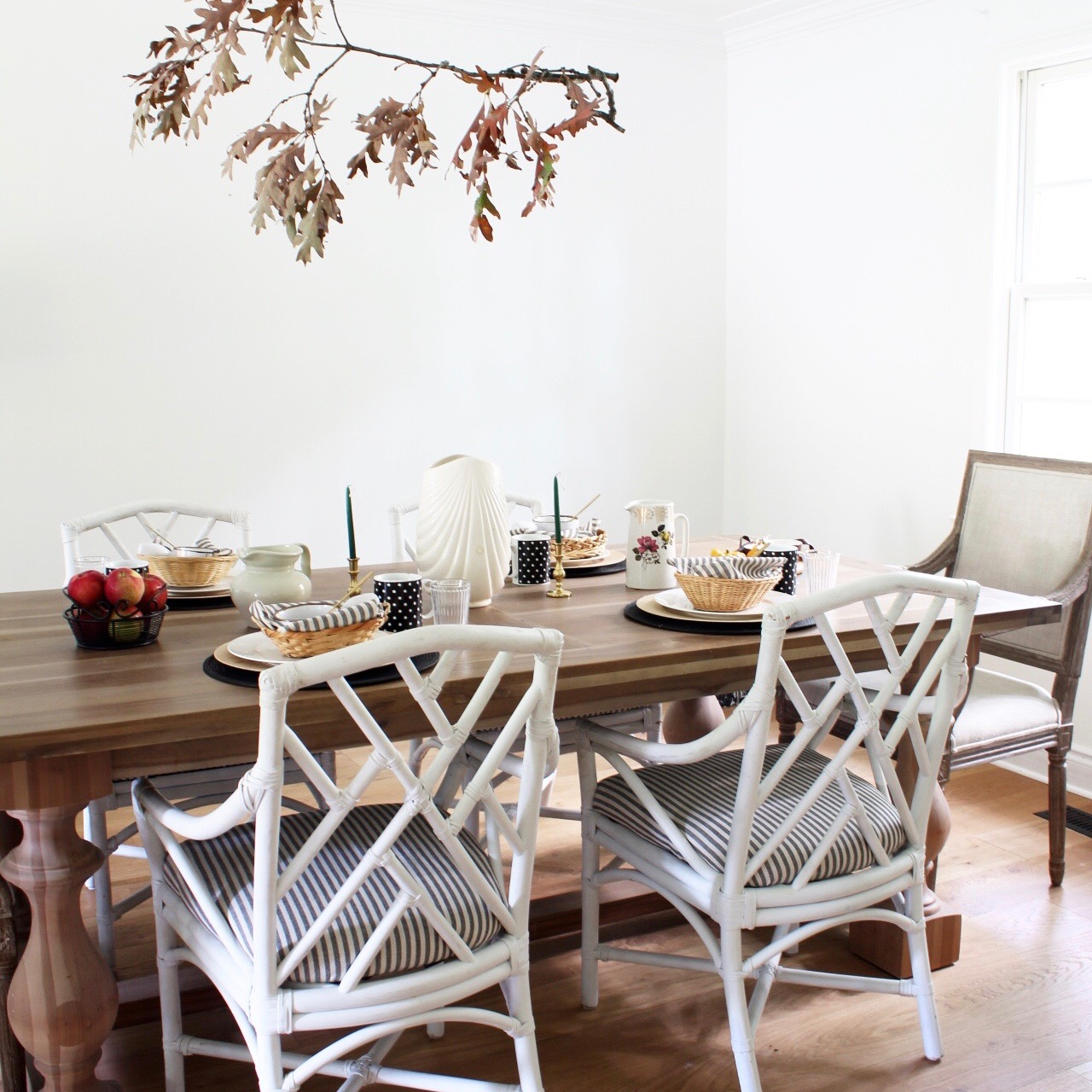 Thanksgiving Table for Brunch