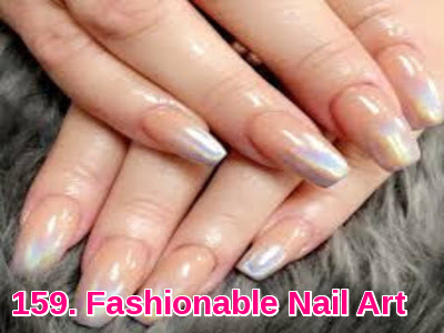 Fashionable Nail Art