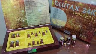 Glutax 24k Numeric Gold Original Italy