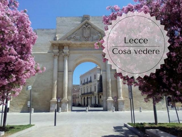 Cosa vedere a Lecce in un giorno: Porta Napoli