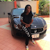 Jackie Appiah Flaunts Her New 2018 Maserati