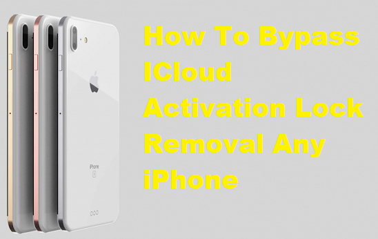 How To Bypass ICloud Activation Lock Removal Any iPhone