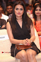 Actress Shraddha Srinath Stills in Black Short Dress at SIIMA Short Film Awards 2017 .COM 0060.JPG