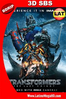 Transformers: El Último Caballero (2017) Latino HD 3D SBS BDRip 1080p - 2017