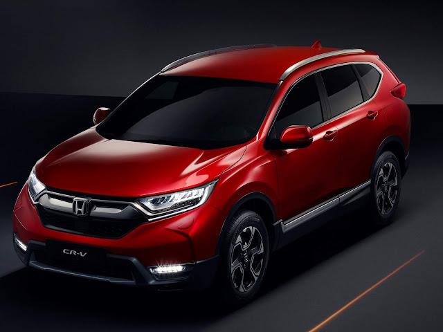 Novo Honda CR-V 2019