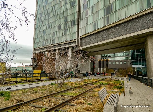Standard Hotel, no High Line, Nova York