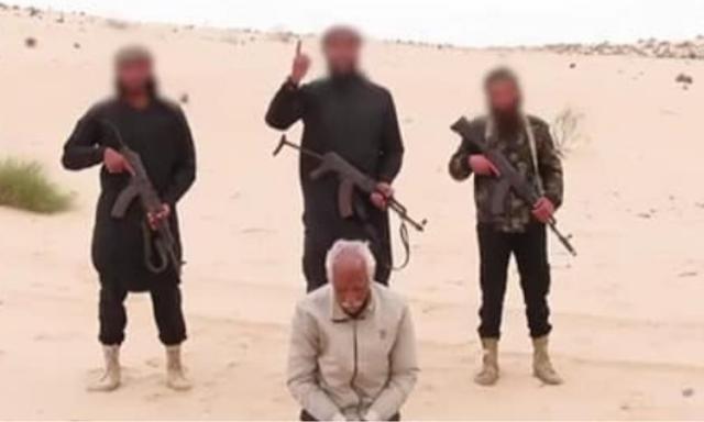 Cristão é morto pelo Estado Islâmico no Egito