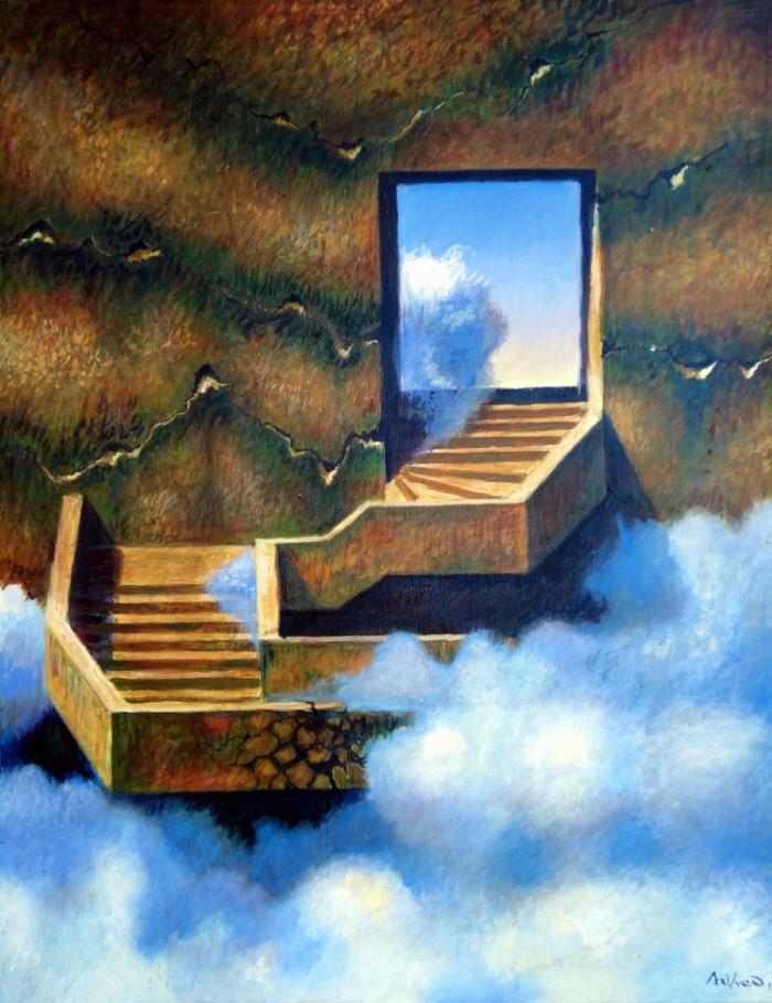 Архитектурные рисунки. Ernesto Arrisueno 13