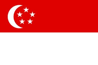 Bendera Singapura - Negara negara ASEAN