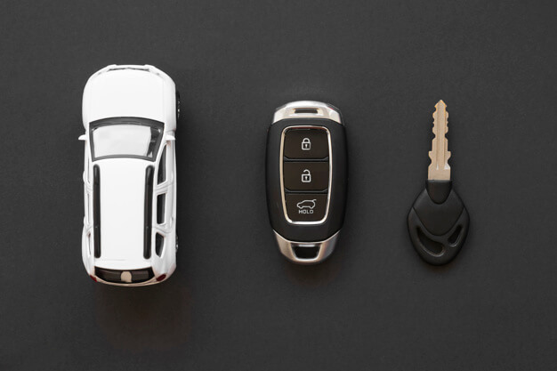 Key to being left behind in the car? Here Are the Tips