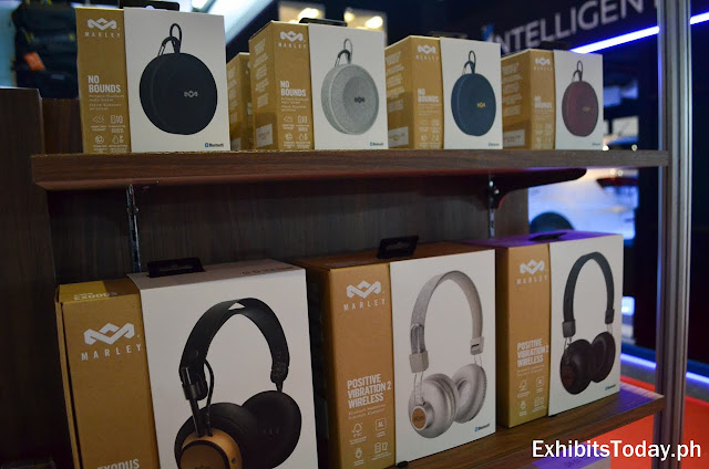 Marley Headphones at WOCEE 2019
