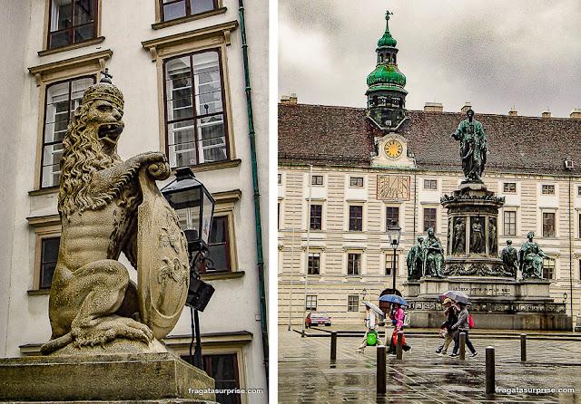 Amalienburg, Viena