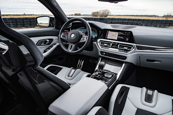 Novos BMW M3 e M4 2021 Competition: fotos, performance e consumo