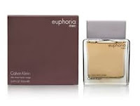 EUPHORIA Men by Calvin Klein 3.4 oz After Shave Men's Cologne NEW 100 ml NIB