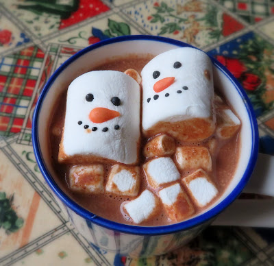 Creamy and Rich Hot Cocoa For One